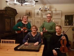 Stödkonsert för Musikstiftelsen G-klaven & Folkmusikens hus